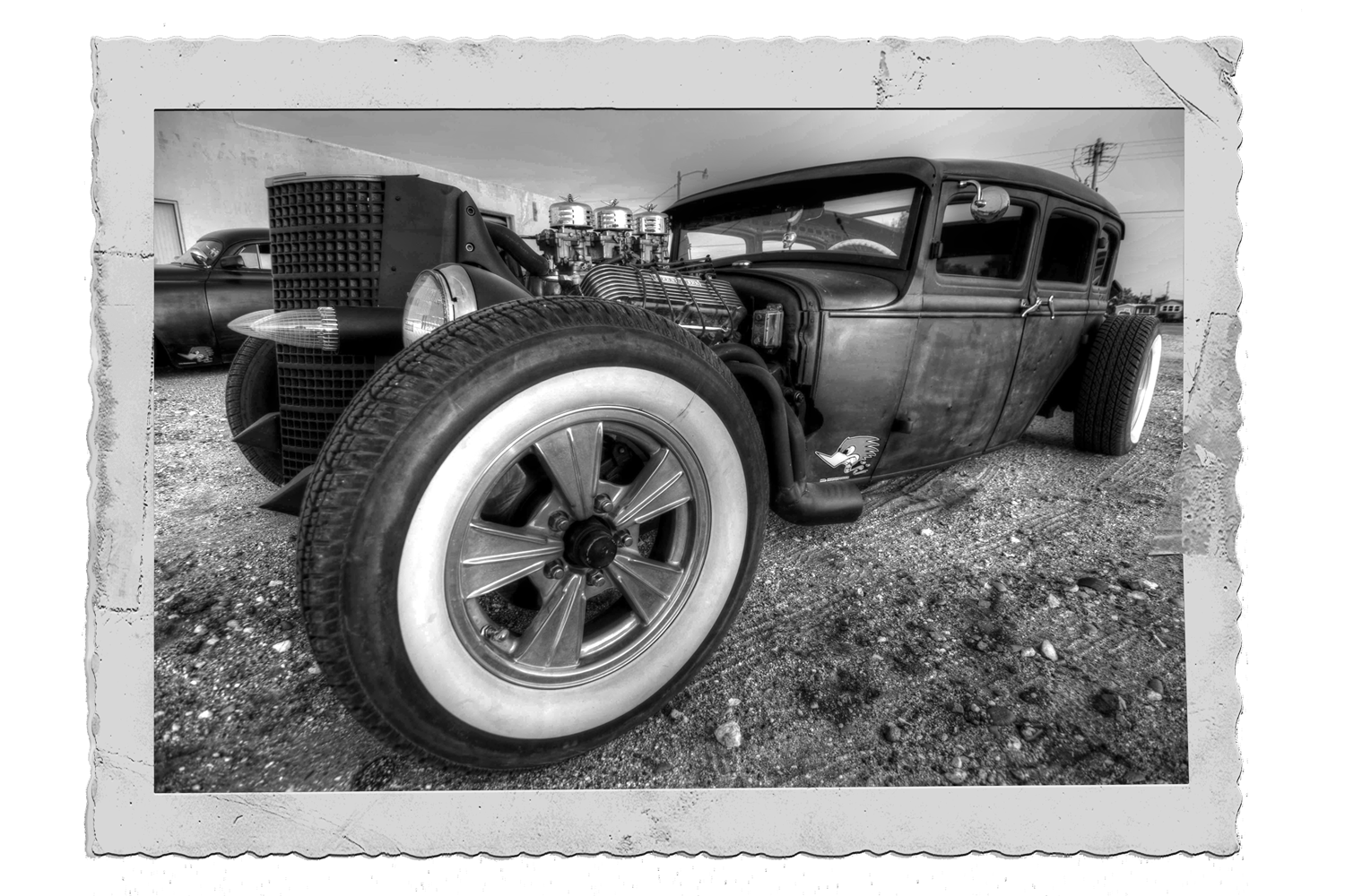 Rat Rod Car Show http://www.jbrooks-photography.com/2011/08/lake-scott-car-show/rat-rod/